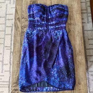 Charlie Jade Silk Cocktail Dress